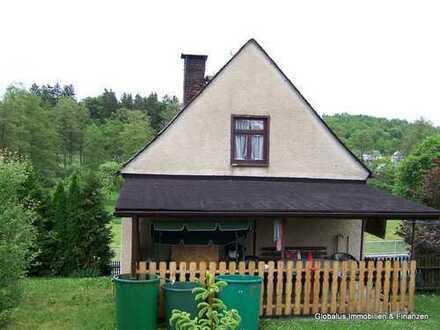 Hübsches Einfamilienhaus im Grünen