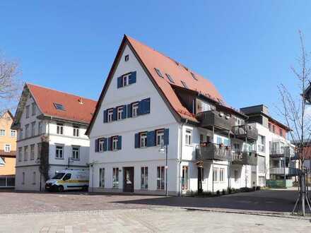 Bürofläche in 1a Lage in Dettingen zu vermieten