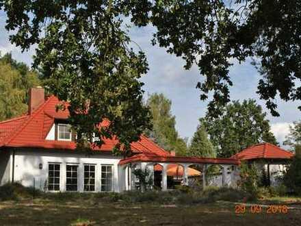 Bild_Einfamilienhaus mit großem Garten und Seezugang im Raum Kloster Lehnin