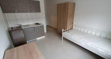 1 Zimmer Appartement möbliert mit eigenem Duschbad - für bis zu 2 Personen