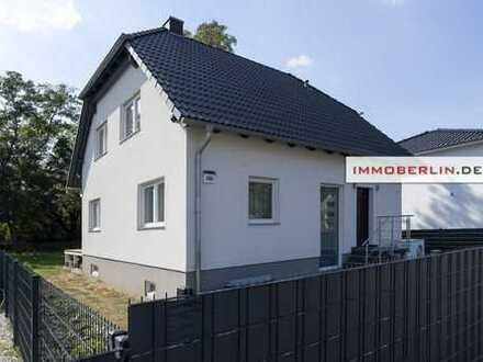 IMMOBERLIN: Topzustand! Hervorragendes Einfamilienhaus mit Südgarten