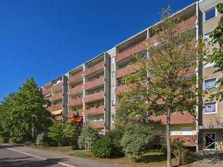 charmante 3-Raum-Wohnung mit Balkon im EG I ab 13.01.20