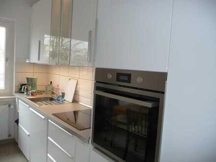 Neuwertige 3-Raum-Wohnung mit Balkon und Einbauküche in Bremen