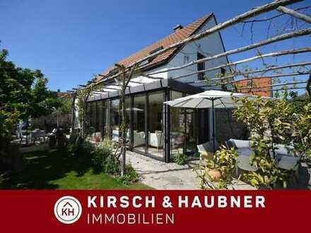 Stadtdomizil mit mediterranem Flair!  Hochwertiges Einfamilienhaus,  Neumarkt - Koppenmühle