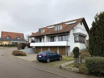 3-Zimmer-Wohnung in ruhiger Lage in Lauchheim zu vermieten