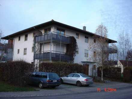 2 Zimmer Wohnung mit Terrasse und Tiefgaragenstellplatz in Jettingen