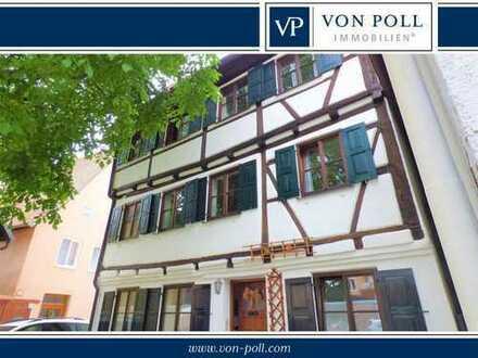 Altstadthaus im Stadtzentrum: Hier wird für Ihren Einzug noch renoviert!