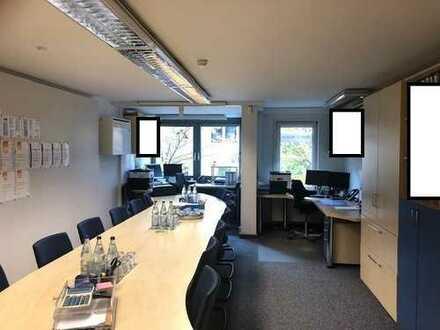 Bürofläche mit 160 qm in zentraler Lage