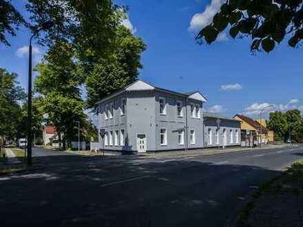 LEHNITZSEE-IMMOBILIEN: Loft/Gewerbe/Wohnung zuzügl. Bauplatz