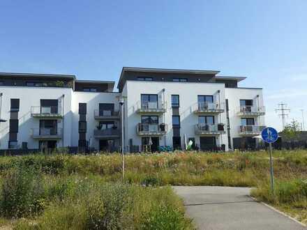 Exklusive, neuwertige 2-Zimmer-Wohnung mit Balkon,Einbauküche und Garten in Neubaugebiet-Kelsterbach