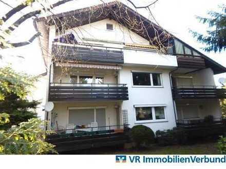 Gemütliche, freie 2-Zimmer-Wohnung mit Balkon und KFZ-Stellplatz