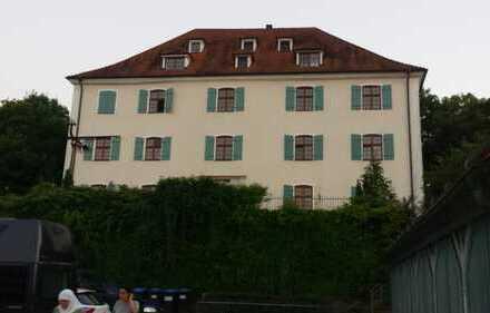 Traumwohnung im Oberen Schloss Öpfingen