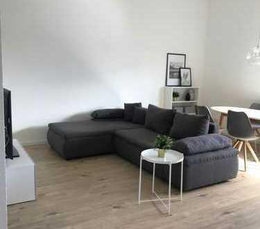 Neubau - voll möbliertes 2-Zi. Apartment im 1. OG im schönen Bad Wimpfen!