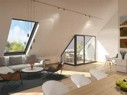 Wohnhöfe Jugenheim - Haus 2, 3-Zimmer Dachgeschosswohnung Wohnung 09