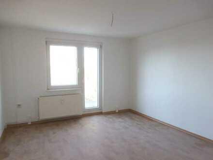 3-Raum Wohnung mit XXL-Balkon