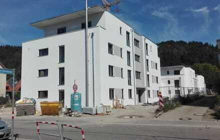 Erstbezug: stilvolle 4-Zimmer-Wohnung mit Balkon in Freiburg