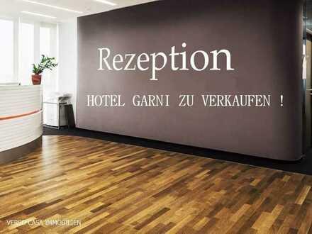Kernsaniertes Hotel Garni in guter Lage von Bretten zu verkaufen !