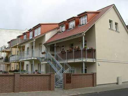 Große Maisonette mit Balkon!