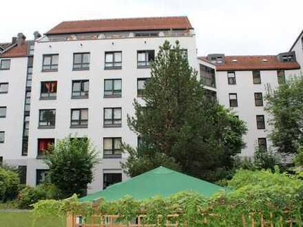 Kleines aber feines 1-Zimmer-Appartment in Maxvorstadt