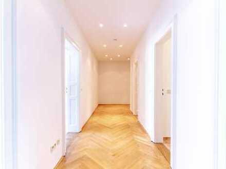 Helle, geräumige und sanierte 2-Zimmer-Wohnung mit Balkon in Haidhausen