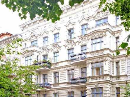 3-Zimmer-Wohnung in Stilaltbau aus der Jahrhundertwende (vermietet)  - Kapitalanlage -