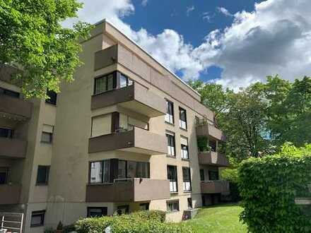 Wohnen an den Maximiliansanlagen!3-Zimmerwohnung mit Balkon am Isarhochufer