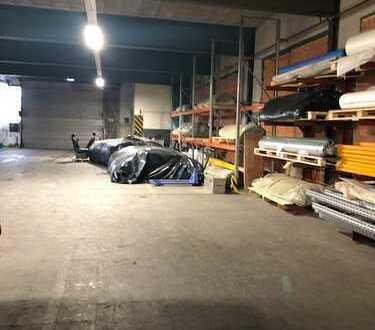 Produtktions-/Lagerhalle zu vermieten