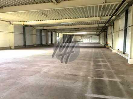 KEINE PROVISION ✓ SOFORT VERFÜGBAR ✓ Lager-/Produktion (1.300 m²) & optional Büro zu vermieten