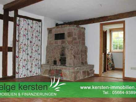 3-ZKB-Wohnung in Morschen-Konnefeld zu vermieten!