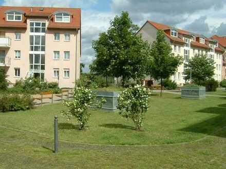 Attraktive 2 Raum-Wohnung im Barnimer Park mit schöner Aussicht