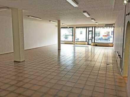 Großzügige Ladenfläche in Reichenbach in TOP Lage zu vermieten