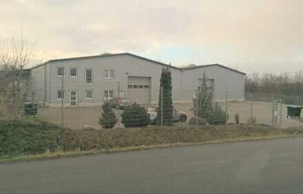 2 Hallen im Industriegebiet von Niederzissen zu vermieten