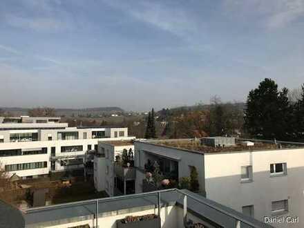 """Wunderschöne 3-Zi.""""Penthouse-light""""-Wohnung in toller Lage von HN-Ost!"""