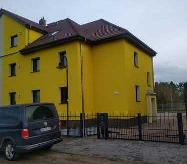 Erstbezug nach Sanierung mit Einbauküche: schöne 3-Zimmer-Wohnung in Wriezen
