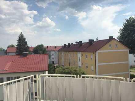 2 ZKB Dachwohnung mit Südbalkon