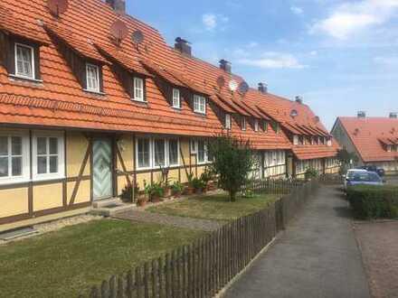 Große 4-Zimmerwohnung im *Luftkurort Sontra* - Wohnberechtigungsschein erforderlich