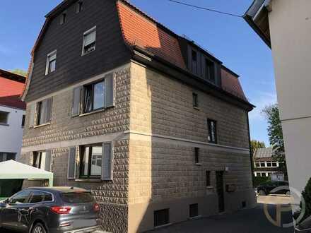 Dreifamilienhaus mit Potential inmitten von Fellbach. Ideal für Aufteiler und Kapitalanleger!