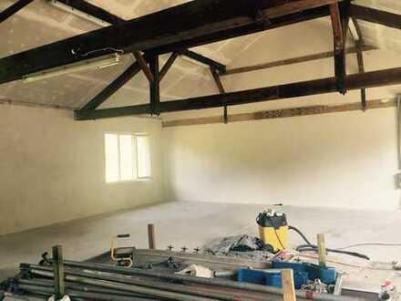 Gewerbehalle auf Handwerkerhof zu vermieten