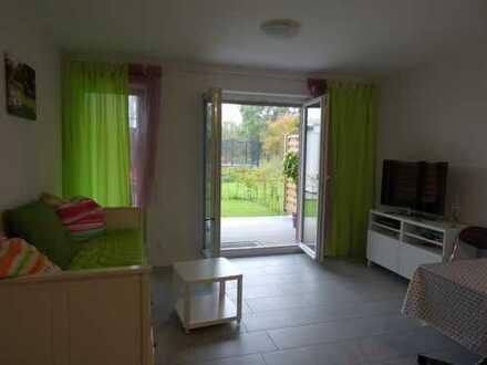 Helles 1-Zi-Appartement mit Terrasse in Mariendorf