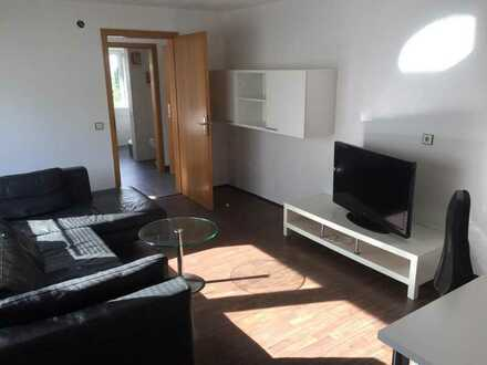 Vollständig renovierte 2-Zimmer-Wohnung ,möbliert möglich, in Bad Ditzenbach