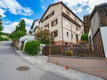 Gemütliche 2,5 Zimmer Wohnung mit schöner Aussicht für einen 1 Personenhaushalt.