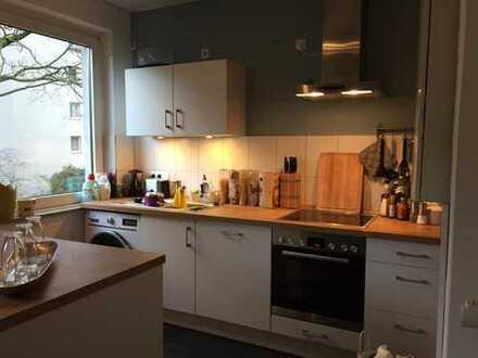 Schöne 3-Zimmer-Wohnung mit Einbauküche zentrumsnah in Münster