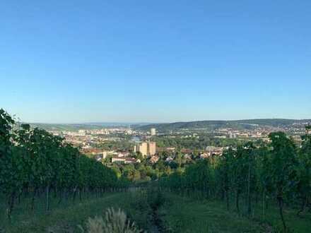Stilvolle, gepflegte 4-Zimmer-Wohnung mit 2 Balkonen in Stuttgart