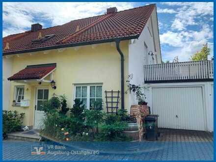 Gepflegte Doppelhaushälfte in Dasing