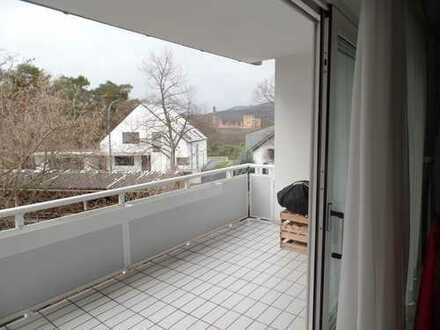 Vollständig renovierte 2-Zimmer-Wohnung mit Balkon und Einbauküche in Bad Dürkheim