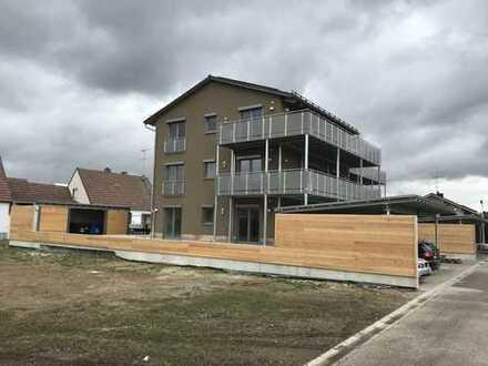Neubau Wohnungen in Wohnanlage Pilsting (2- bis 4,5 Zimmer Wohnungen)
