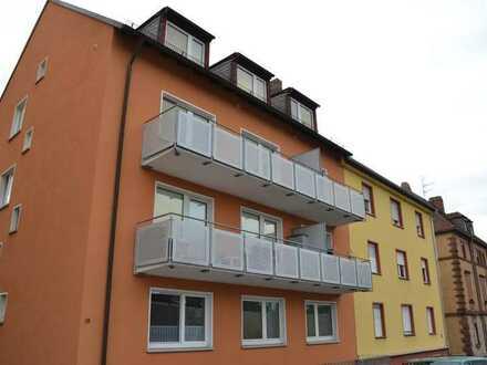WG geeignete 2,5-ZW, ideale Studentenbude mit Balkon, Innenstadtnähe