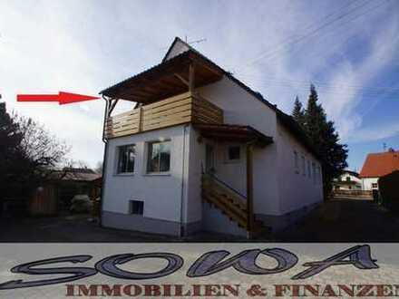 Renovierte 3 Zimmerwohnung im Dachgeschoss - Ein neues Zuhause von SOWA Immobilien und Finanzen -...