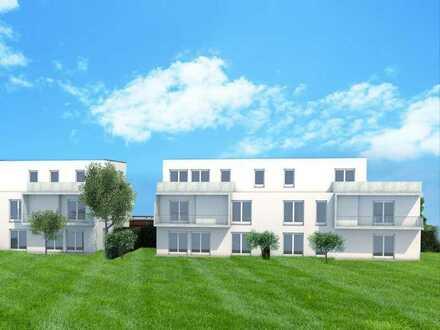 Harmonische 3-Zimmer-Wohnung mit Terrasse und schönem Garten in Salching