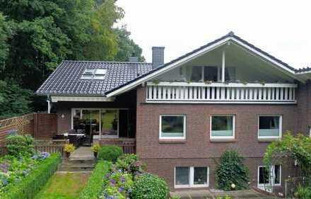 Modernes, luxuriöses Einfamilienhaus mit ELW und sep. Appartement inkl. neuer Heizung